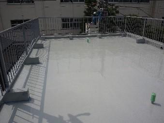 屋上、ベランダ防水 イメージ